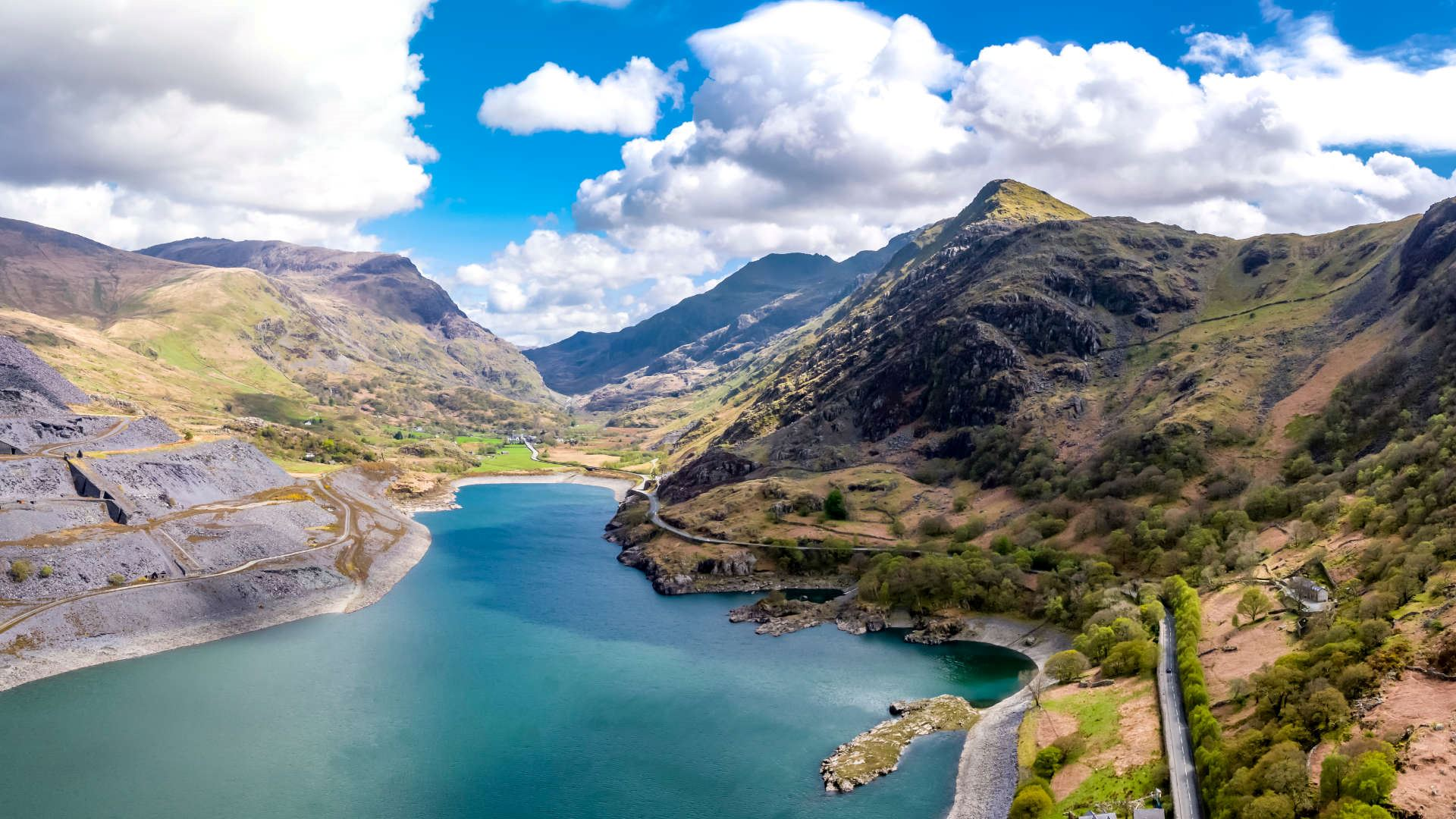 alt=Snowdonia National Park in Wales